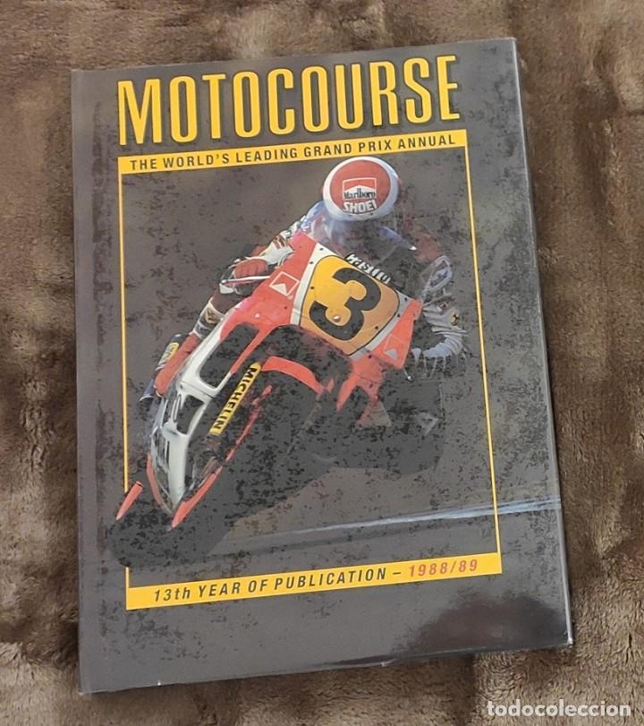 Coches y Motocicletas: Libros Motocourse de Hazleton Publishing en Inglés, tapa dura con sobrecubierta - Foto 6 - 195179646