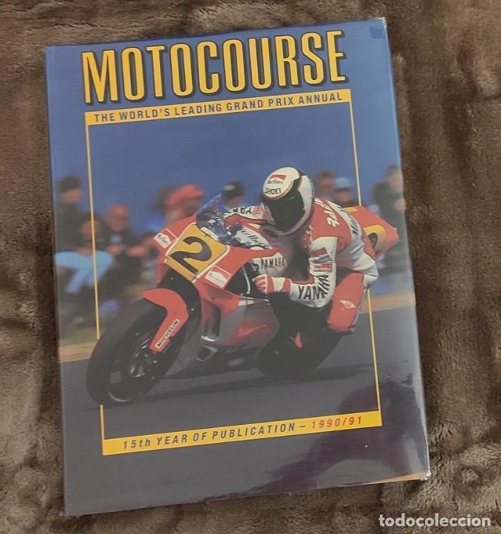 Coches y Motocicletas: Libros Motocourse de Hazleton Publishing en Inglés, tapa dura con sobrecubierta - Foto 8 - 195179646