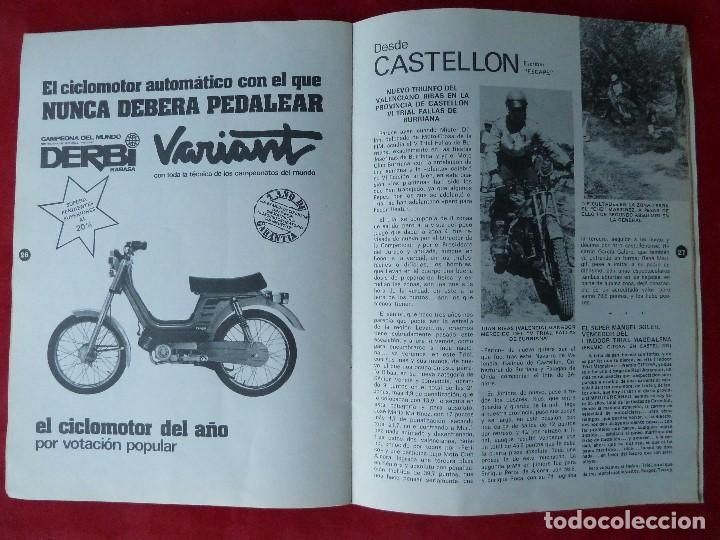 Coches y Motocicletas: REVISTA-MOTO SPORT Nº97·REAL FEDERACION MOTOCICLISTA ESPAÑOLA-MOTOCICLISMO - Foto 6 - 195216702