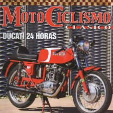 Coches y Motocicletas: MOTOCICLISMO CLASICO N. 187 ABRIL 2018 - EN PORTADA: DUCATI 24 HORAS (NUEVA). Lote 195306445