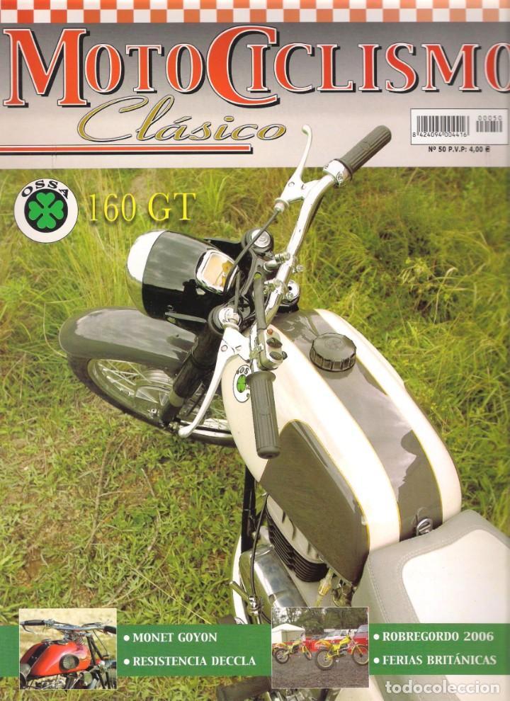MOTOCICLISMO CLASICO 49 (Coches y Motocicletas - Revistas de Motos y Motocicletas)