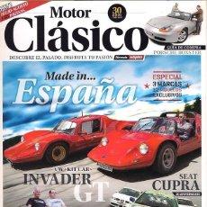 Coches y Motocicletas: MOTOR CLASICO 336. Lote 195313012