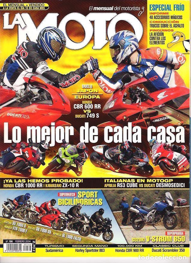 Coches y Motocicletas: revista la moto año 2004 año completo - Foto 2 - 195313725
