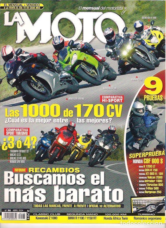 Coches y Motocicletas: revista la moto año 2004 año completo - Foto 4 - 195313725