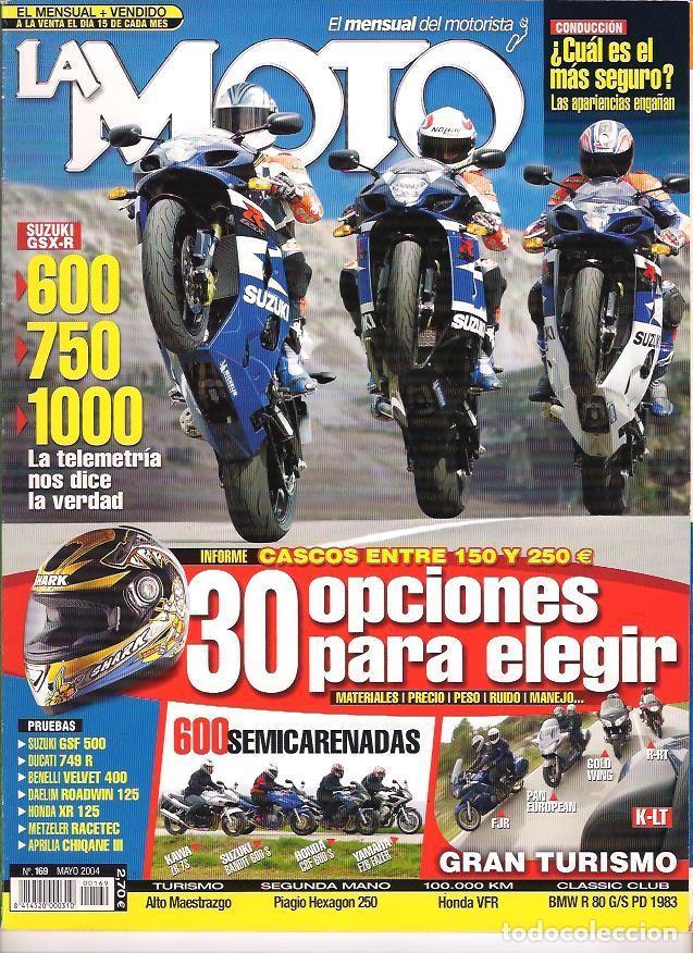Coches y Motocicletas: revista la moto año 2004 año completo - Foto 5 - 195313725
