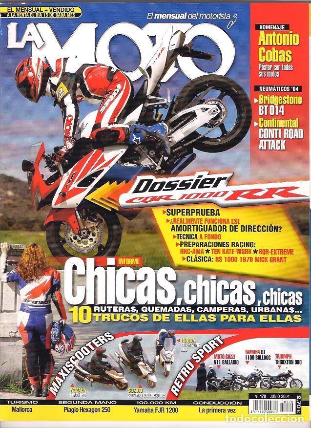 Coches y Motocicletas: revista la moto año 2004 año completo - Foto 6 - 195313725