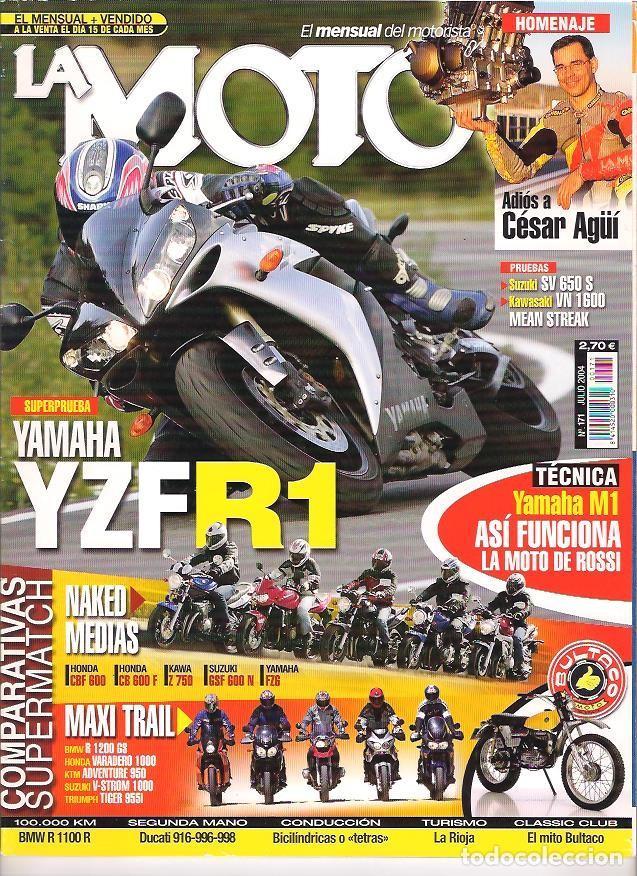 Coches y Motocicletas: revista la moto año 2004 año completo - Foto 7 - 195313725