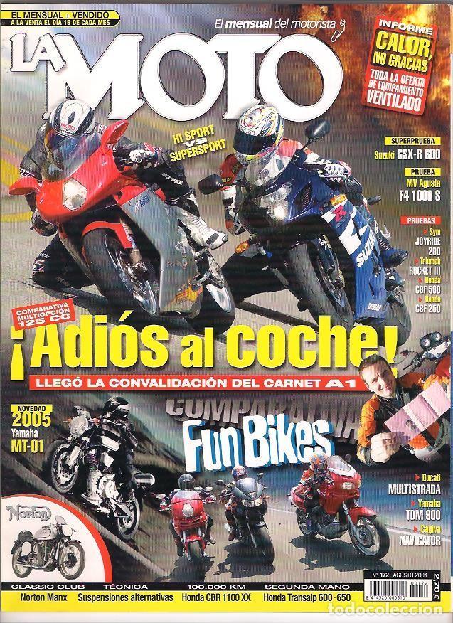 Coches y Motocicletas: revista la moto año 2004 año completo - Foto 8 - 195313725
