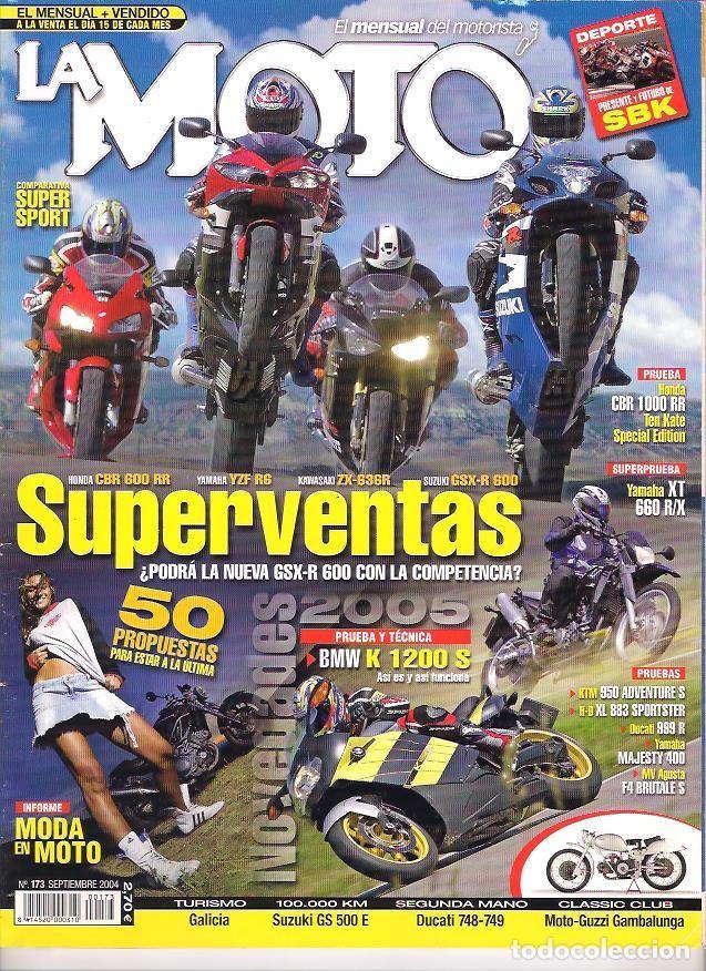 Coches y Motocicletas: revista la moto año 2004 año completo - Foto 9 - 195313725