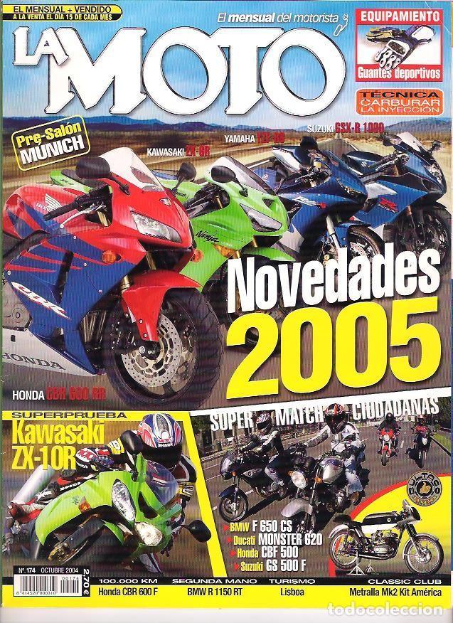 Coches y Motocicletas: revista la moto año 2004 año completo - Foto 10 - 195313725