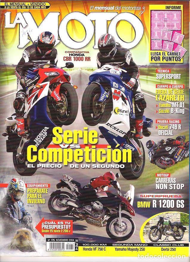 Coches y Motocicletas: revista la moto año 2004 año completo - Foto 11 - 195313725