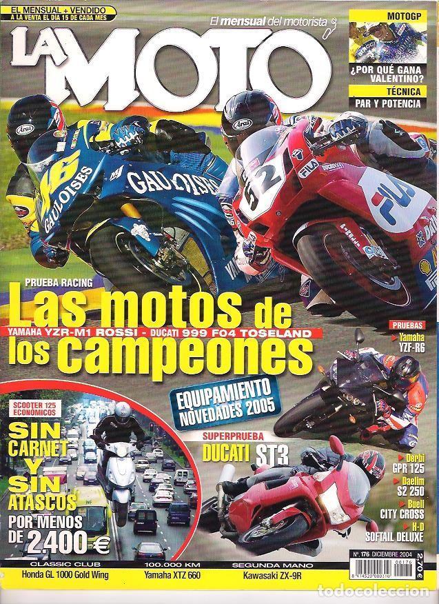 Coches y Motocicletas: revista la moto año 2004 año completo - Foto 12 - 195313725