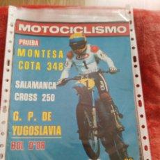 Coches y Motocicletas: REVISTA MOTOCICLISMO N.577 AÑO 1978. Lote 195382297