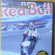 Coches y Motocicletas: DVD COLECCIÓN OFICIAL MOTOGP 2010 RED BULL U.S GRAND PRIX PRECINTADO SIN ABRIR. Lote 195419331