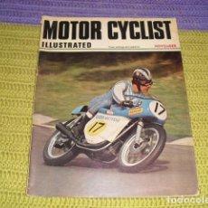 Coches y Motocicletas: MOTOR CYCLIST ILLUSTRATED - NOVEMBER 1969. Lote 195499365