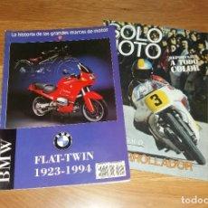 Coches y Motocicletas: REVISTA. BMW FLAT-TWIN 1923-1994 (MONOGRÁFICO MOTOS). MÁS REGALO. Lote 197254886