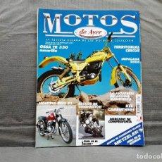 Coches y Motocicletas: MOTOS DE AYER Nº 64 OSSA TR350 MONTESA BRIO 91 MOTOS LEVIS . Lote 198281663