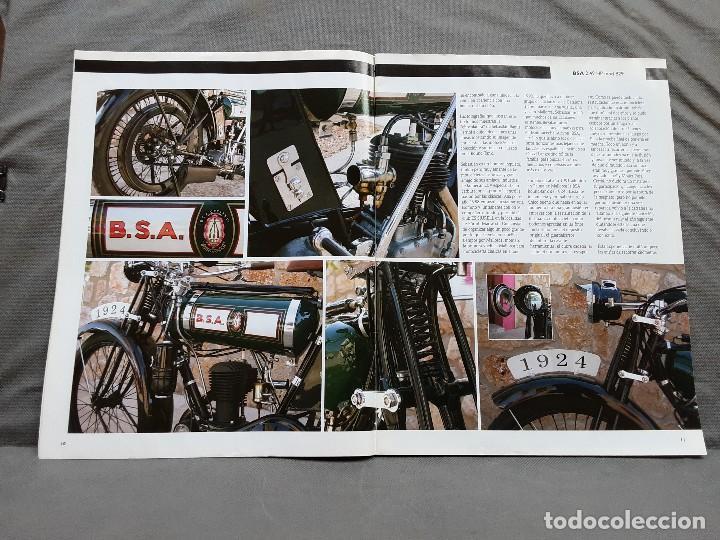 Coches y Motocicletas: MOTOS DE AYER Nº 66 BSA B24 ISOCARRO FURIA MOTOBECANE 125S VESPA 125N 1956 - Foto 7 - 198281768