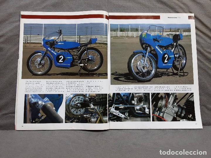 Coches y Motocicletas: MOTOS DE AYER Nº 66 BSA B24 ISOCARRO FURIA MOTOBECANE 125S VESPA 125N 1956 - Foto 12 - 198281768