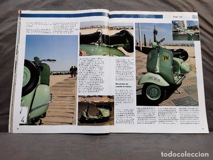 Coches y Motocicletas: MOTOS DE AYER Nº 66 BSA B24 ISOCARRO FURIA MOTOBECANE 125S VESPA 125N 1956 - Foto 15 - 198281768