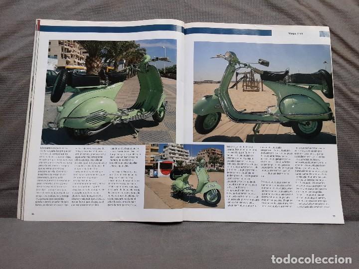 Coches y Motocicletas: MOTOS DE AYER Nº 66 BSA B24 ISOCARRO FURIA MOTOBECANE 125S VESPA 125N 1956 - Foto 16 - 198281768
