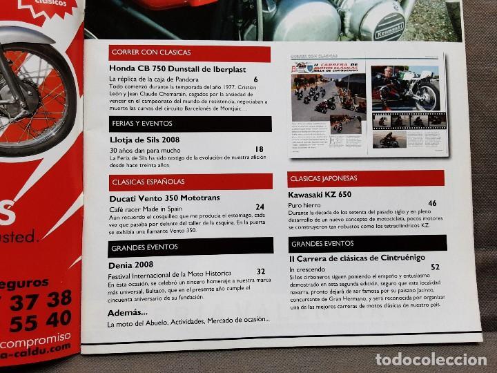 Coches y Motocicletas: MOTOS DE AYER Nº 88 HONDA CB750 DUNSTALL DUCATI VENTO 350 KAWASAKI Z650 - Foto 2 - 198281861