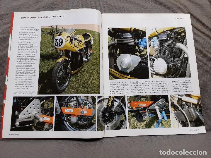 Coches y Motocicletas: MOTOS DE AYER Nº 88 HONDA CB750 DUNSTALL DUCATI VENTO 350 KAWASAKI Z650 - Foto 4 - 198281861
