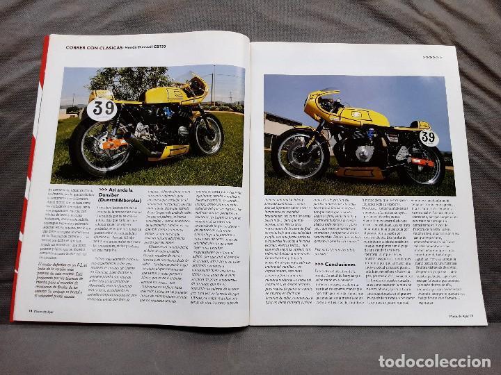 Coches y Motocicletas: MOTOS DE AYER Nº 88 HONDA CB750 DUNSTALL DUCATI VENTO 350 KAWASAKI Z650 - Foto 5 - 198281861