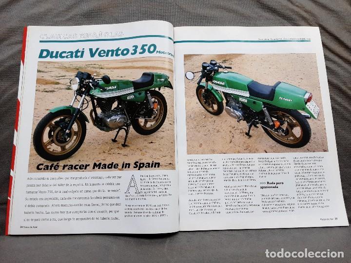 Coches y Motocicletas: MOTOS DE AYER Nº 88 HONDA CB750 DUNSTALL DUCATI VENTO 350 KAWASAKI Z650 - Foto 6 - 198281861