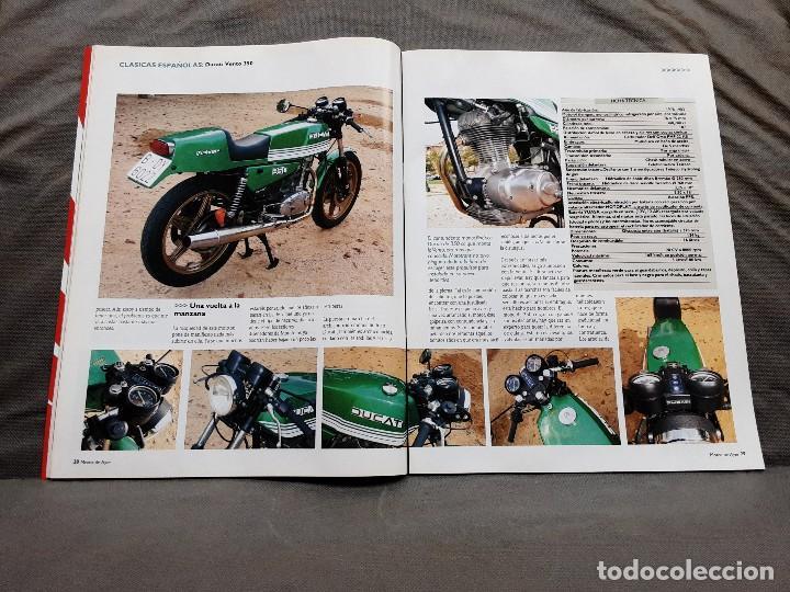 Coches y Motocicletas: MOTOS DE AYER Nº 88 HONDA CB750 DUNSTALL DUCATI VENTO 350 KAWASAKI Z650 - Foto 8 - 198281861