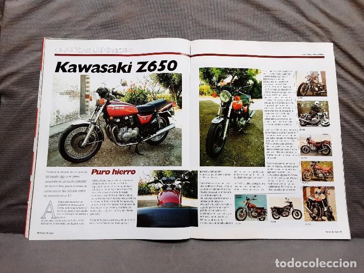 Coches y Motocicletas: MOTOS DE AYER Nº 88 HONDA CB750 DUNSTALL DUCATI VENTO 350 KAWASAKI Z650 - Foto 10 - 198281861