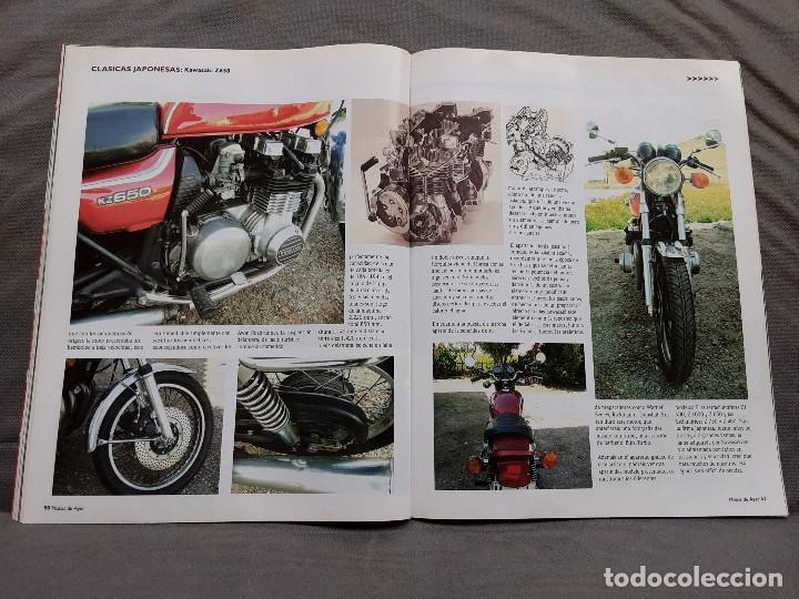 Coches y Motocicletas: MOTOS DE AYER Nº 88 HONDA CB750 DUNSTALL DUCATI VENTO 350 KAWASAKI Z650 - Foto 12 - 198281861