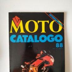 Coches y Motocicletas: REVISTA LA MOTO CATALOGO 99 Nº 1. Lote 199240147