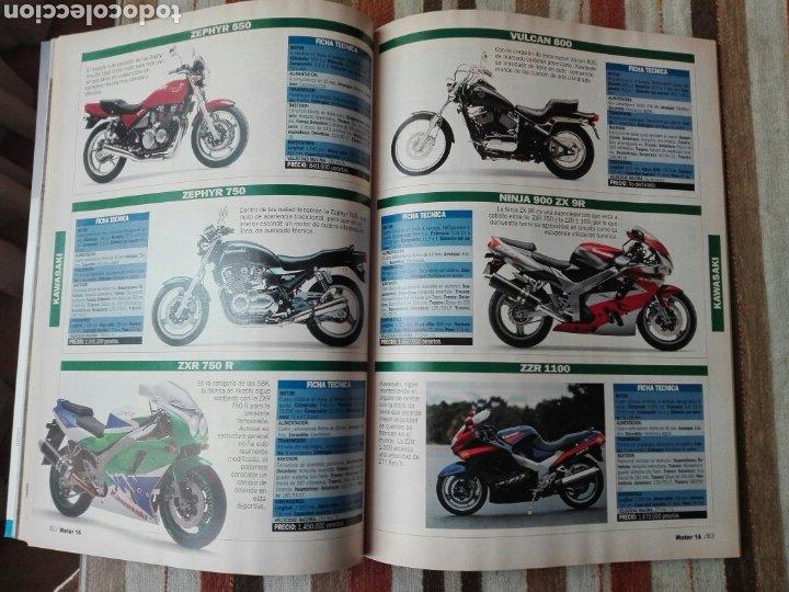 Coches y Motocicletas: - MOTOS 1995-MOTOR 16 ESPECIAL Nº47 - Foto 3 - 28888353