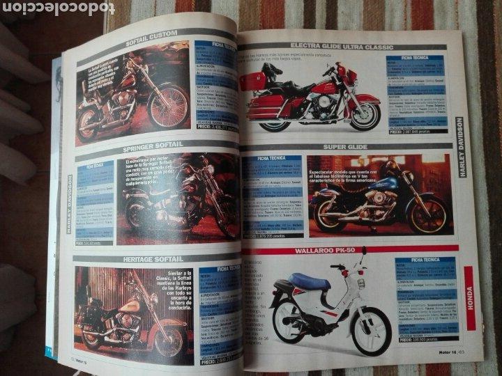 Coches y Motocicletas: - MOTOS 1995-MOTOR 16 ESPECIAL Nº47 - Foto 4 - 28888353