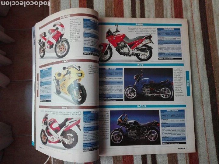 Coches y Motocicletas: - MOTOS 1995-MOTOR 16 ESPECIAL Nº47 - Foto 5 - 28888353
