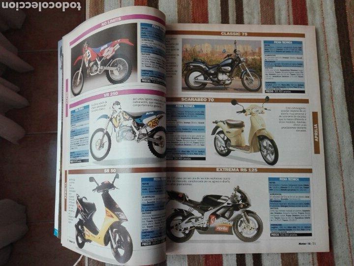 Coches y Motocicletas: - MOTOS 1995-MOTOR 16 ESPECIAL Nº47 - Foto 6 - 28888353