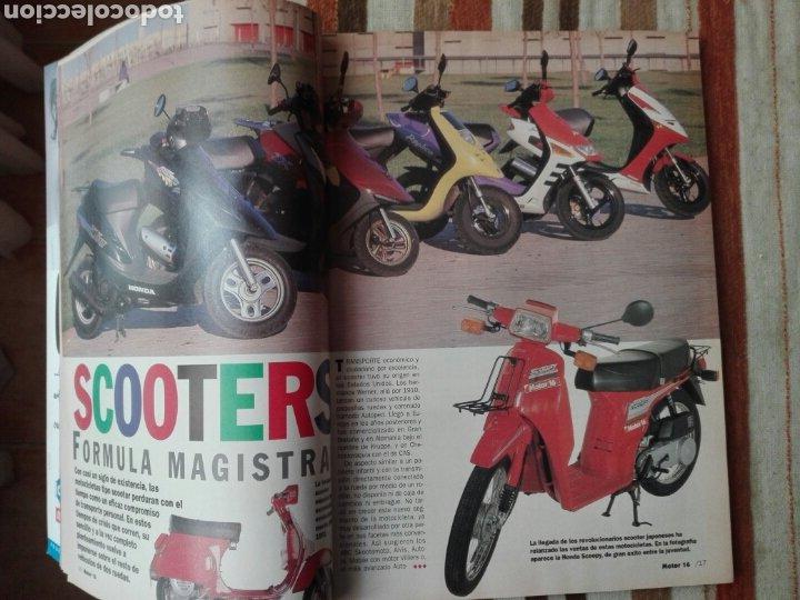 Coches y Motocicletas: - MOTOS 1995-MOTOR 16 ESPECIAL Nº47 - Foto 8 - 28888353
