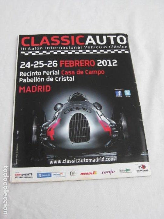 Coches y Motocicletas: Revista Clasicos de ocasion. Nº 34. Nov. Diciembre 2011 - Foto 3 - 200060176