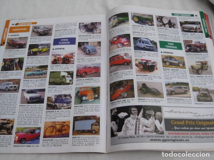 Coches y Motocicletas: Revista Clasicos de ocasion. Nº 34. Nov. Diciembre 2011 - Foto 4 - 200060176