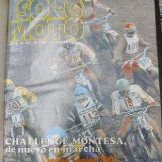 Coches y Motocicletas: TOMÓ SOLO MOTO. Lote 200993025