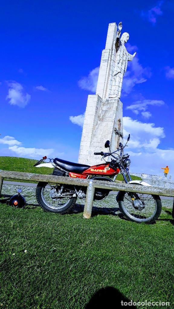 Coches y Motocicletas: BULTACO ALPINA 350 Mod.213 - Foto 4 - 203372380