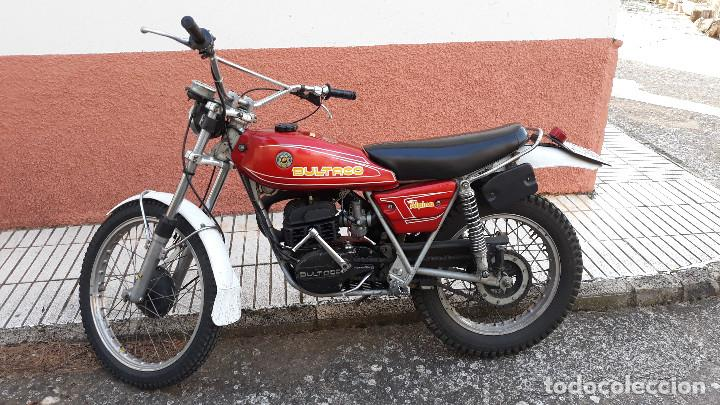 BULTACO ALPINA 350 MOD.213 (Coches y Motocicletas - Revistas de Motos y Motocicletas)