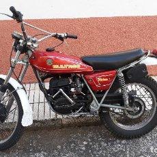Coches y Motocicletas: BULTACO ALPINA 350 MOD.213. Lote 203372380