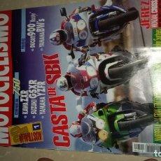 Coches y Motocicletas: REVISTA-MOTOCICLISMO 1993 N°1310. Lote 203430118