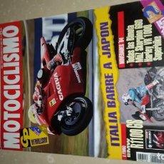 Coches y Motocicletas: MOTOCICLISMO Nº 1362. Lote 203431793