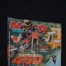 Coches y Motocicletas: REVISTA MOTO VERDE NUMERO 292. Lote 203620725