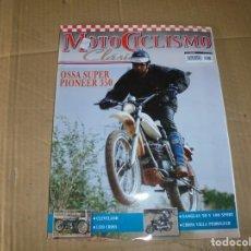 Coches y Motocicletas: MAGNIFICAS 64 REVISTAS DE MOTOCICLISMO CLASICO. Lote 203908652