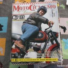 Coches y Motocicletas: MOTOCICLISMO CLASICO Nº 102, KAWASAKI KR500 1981, DERBI RC 250, BULTACO MERCURIO 155 GT, ZEHNDER. Lote 205115352