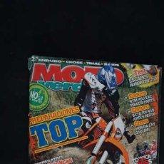 Coches y Motocicletas: REVISTA MOTO VERDE NUMERO 336+CONTIENE POSTER DOBLE Y EN CLASICAS VERDES BULTACO PURSANG MK8 250 GP. Lote 205406671